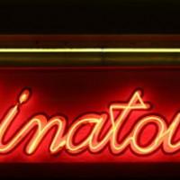 Neonlicht van Chinatown