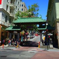 Poort naar Chinatown