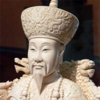 Aziatische beeldje