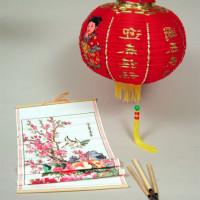 Voorwerpen van het Chinese Historical Society
