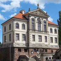 Gevel van het Chopinmuseum