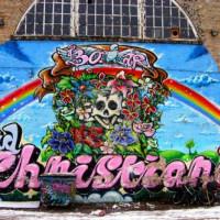 Graffiti in Christiana