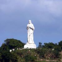 Vergezicht op de Christus van Havana