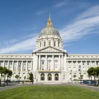 Overzicht van City Hall