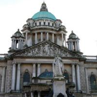 Dak van Belfast City Hall