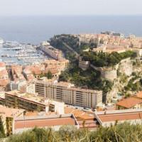 Vergezicht op Monaco-Ville