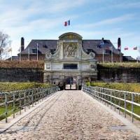 Ingang Citadelle de Lille