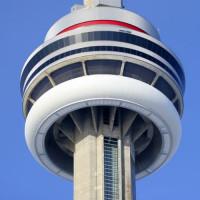 Bovenkant van de CN Tower