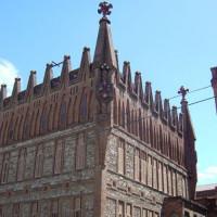 Dak van het Colegio Teresiano