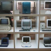 Computers in het Museum van de Communicatie