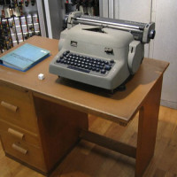 Typmachine in Bern