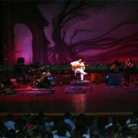 Opvoering in het Teatro Real