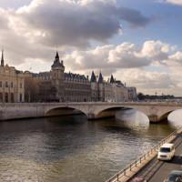 De Seine in Parijs