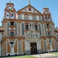 Gevel van het Convento de la Merced