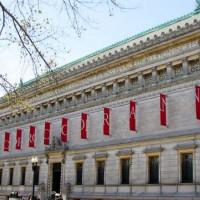 Voorgevel van de Corcoran Gallery of Art