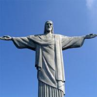 Avondbeeld van de Cristo de los Faroles