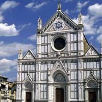 Gevel van de Santa Croce