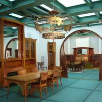 Beeld in het Design Museum Gent