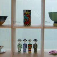 Voorwerpen in het Design Museum Gent