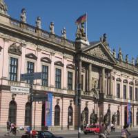 Voorkant van het Deutsches Historische Museum