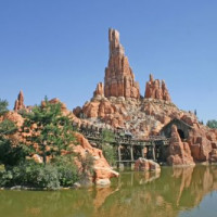 Treintje in Disneyland Resort Paris