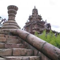 Attractie in Disneyland Resort Paris