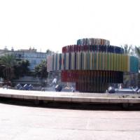 Fontein in Tel Aviv