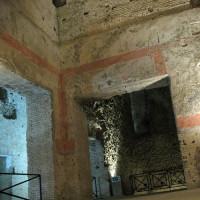 In het Domus Aurea
