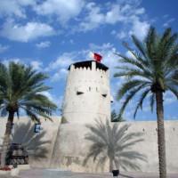 Toren van het Fort van Umm al Quwain
