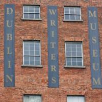 Spandoeken van het Dublin Writer's Museum