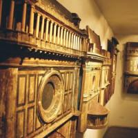 Stukken in het Museo dell'Opera del Duomo