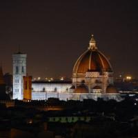 Duomo bij nacht