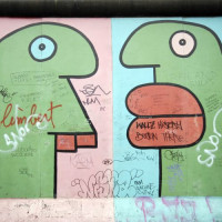 Kunst op de Berlijnse Muur