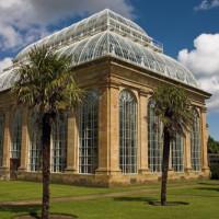 Serre in de Royal Botanic Garden
