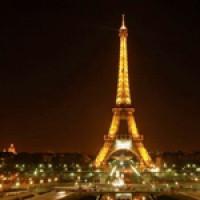 Totaalbeeld van de Eiffeltoren