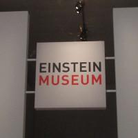 Logo van het Einstein Museum