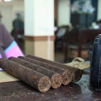 Sigaren in de El Credito Cigar Factory