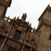Detail van de Monasterio de San Miguel de los Reyes