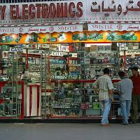 Winkel in de Electronics Souk