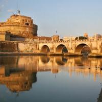 De Engelenbrug van Rome