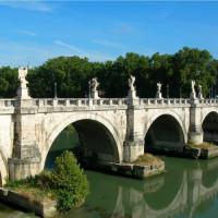 Zijkant van de Engelenbrug