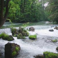 Rivier in de Englischer Garten