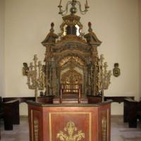 In het Eretz-Israël Museum