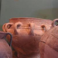 Kruiken in het Eretz-Israël Museum
