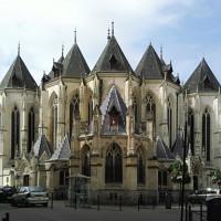 Vijfbeukige kerk