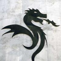 Embleem van het Estádio do Dragão