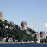 Fort bij de Bosporus