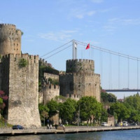 Europafort bij de Bosporusbrug