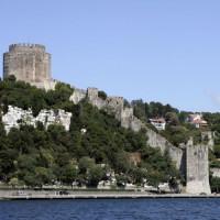Muren van het Europafort