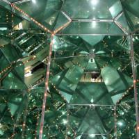 Glazen in het Experimentarium